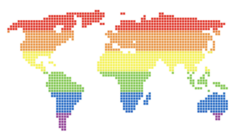 DISCUSSION: What is being LGBTQ+ like where you live? How accepting is your local community and country?