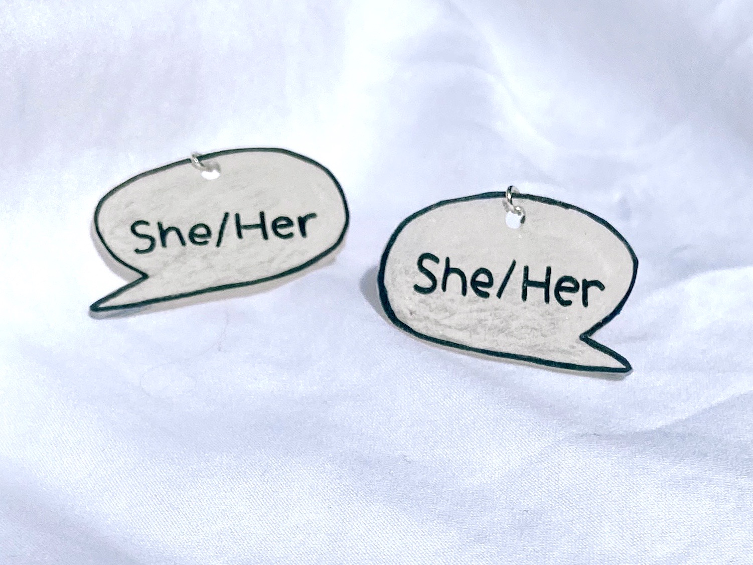 Let's talk Pronouns! | She/Her